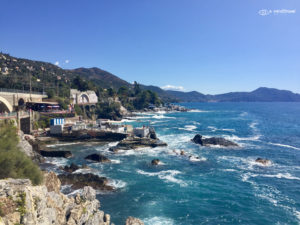 Liguria Genua Nervi ready2travel